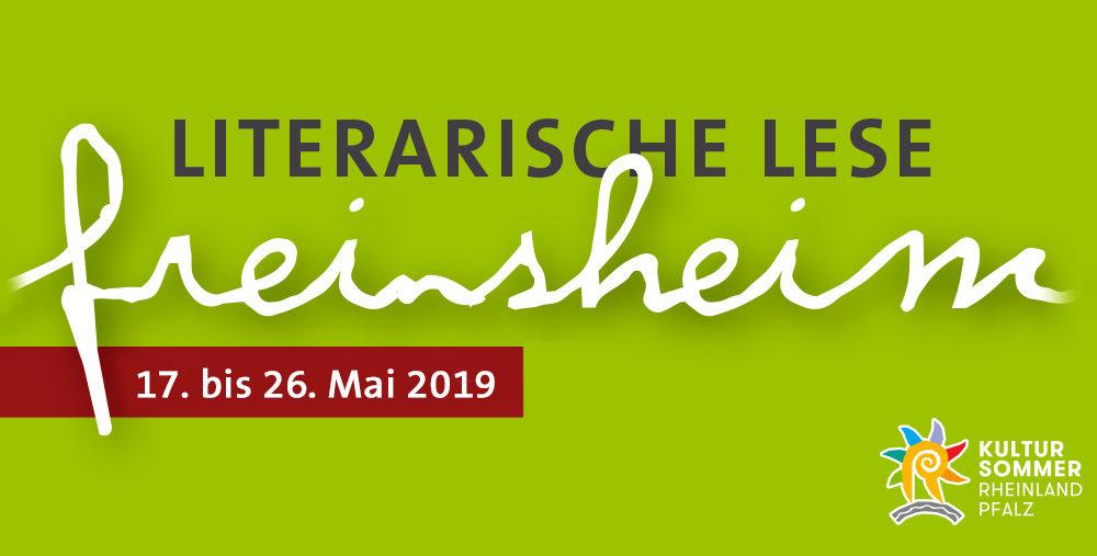 Literarische Lese Freinsheim